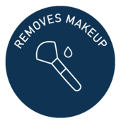 Removes Makeup